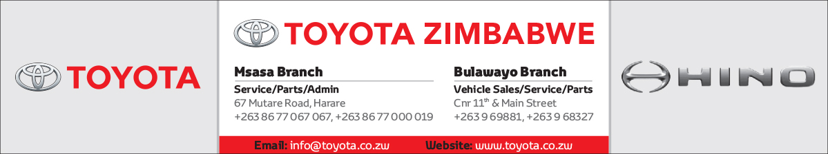 Toyota Zimbabwe Lead the Way