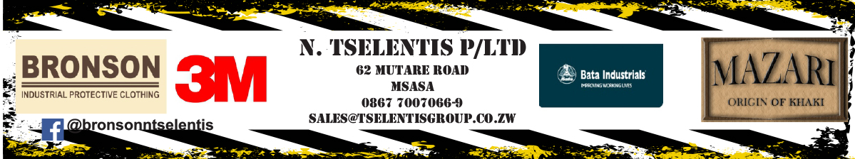 N. Tselentis (Pvt) Ltd Protective Clothing and Shoes
