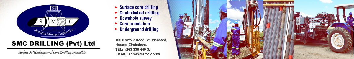 SMC DRILLING (PVT) LTD Surface and Underground Core Drilling Specialists