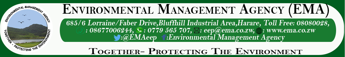 ENVIRONMENTAL MANAGEMENT AGENCY (EMA) Together - Protecting the environment