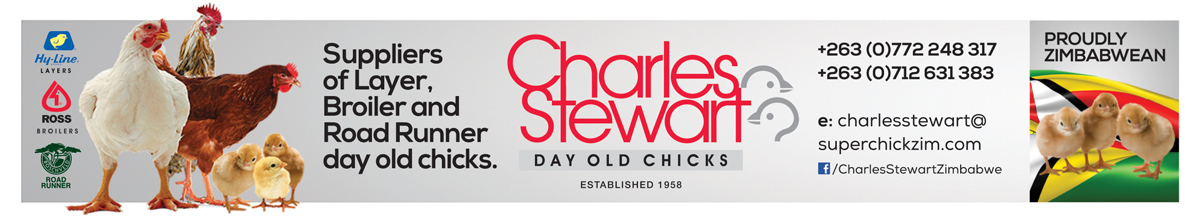 Charles Stewart Day Old Chicks (Pvt) Ltd