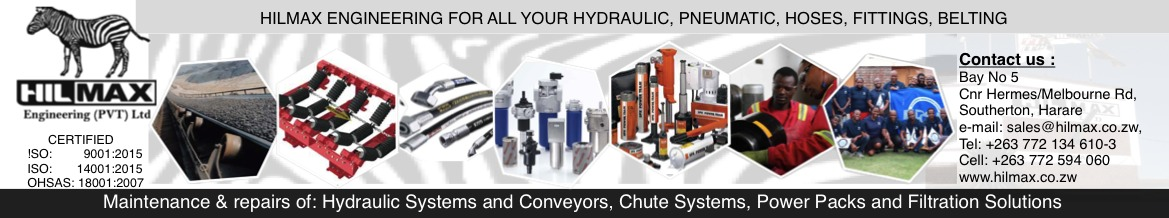 Hilmax Pvt Ltd. Hydraulics and Conveyance Specialists