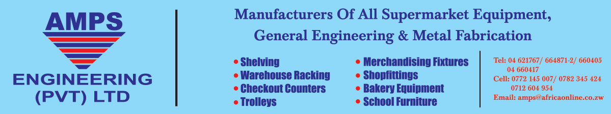 AMPS Engineering (All Metal Products) Manufacturers of All Supermarket Equipment, General Engineering and Metal Pressings