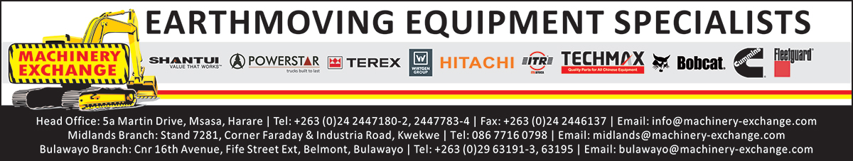 MACHINERY EXCHANGE Earthmoving Equipment Specialists