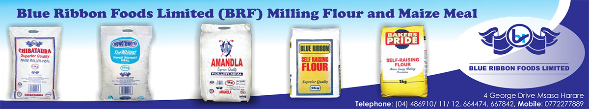 Blue Ribbon Foods Milling Flour and Maize Meal