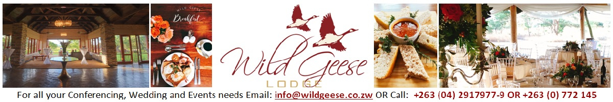 Wild Geese Lodge Your Corporate Destination, Weddings and Functions Venue