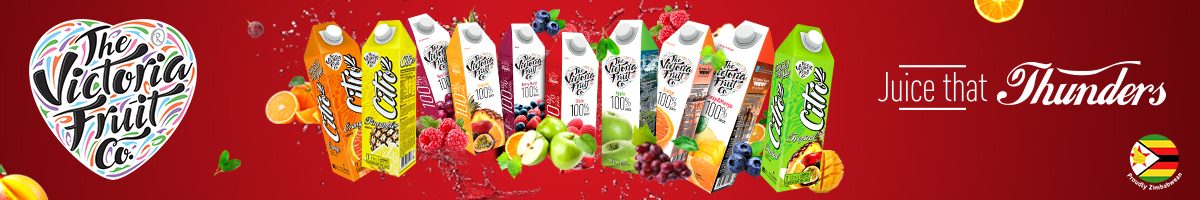 The Victoria Fruit Co. The Juice that Thunders