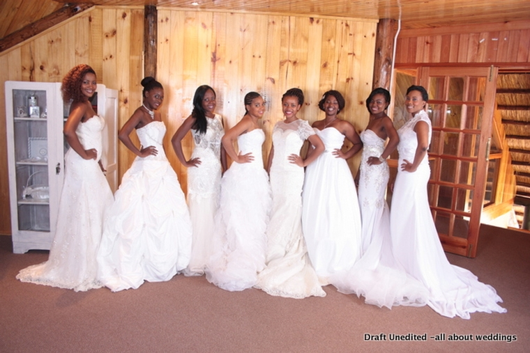 Zimbabwean Wedding Dresses 94