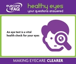 Health check for the eyes