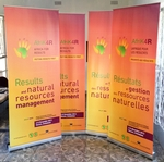 Afrik4R pull up banners