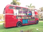Colour Run bus