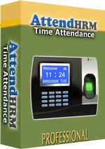 AttendHRM Time Attendance