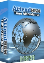 AttendHRM Time Attendance Enterprise