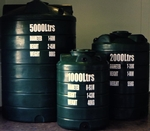 Our Water Tanks