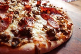 Pogo's Braai Feast Pizza