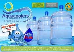 Aquacoolers Zim Pvt Ltd Refills