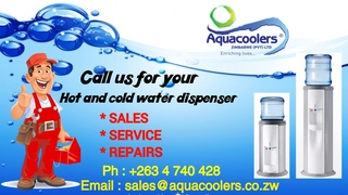 Aquacoolers Zim Pvt Ltd Sales Service And Repairs