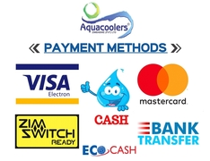 Aquacoolers Zim Pvt Ltd All Payment Methods Accepted