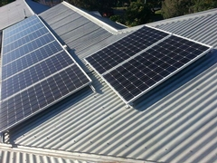 Solar Home Power Systems
