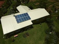 3,6KW Solar Array