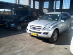 Recently repaired Mercedes CL420