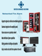 Networked Fire Alarm
