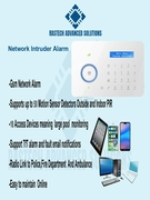 Networked Intruder Alarm