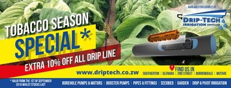 Drip-Tech Irrigation Dripline Special