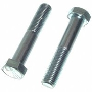 GALVANIZED ZINC PLATED BOLTS