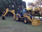 428F Backhoe Loader