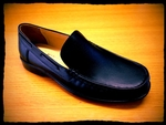 New 100% Genuine Leather Mens Moccasins