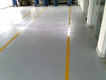 Flowseal EPW + Ivory 400 - BR Toyota Receiving