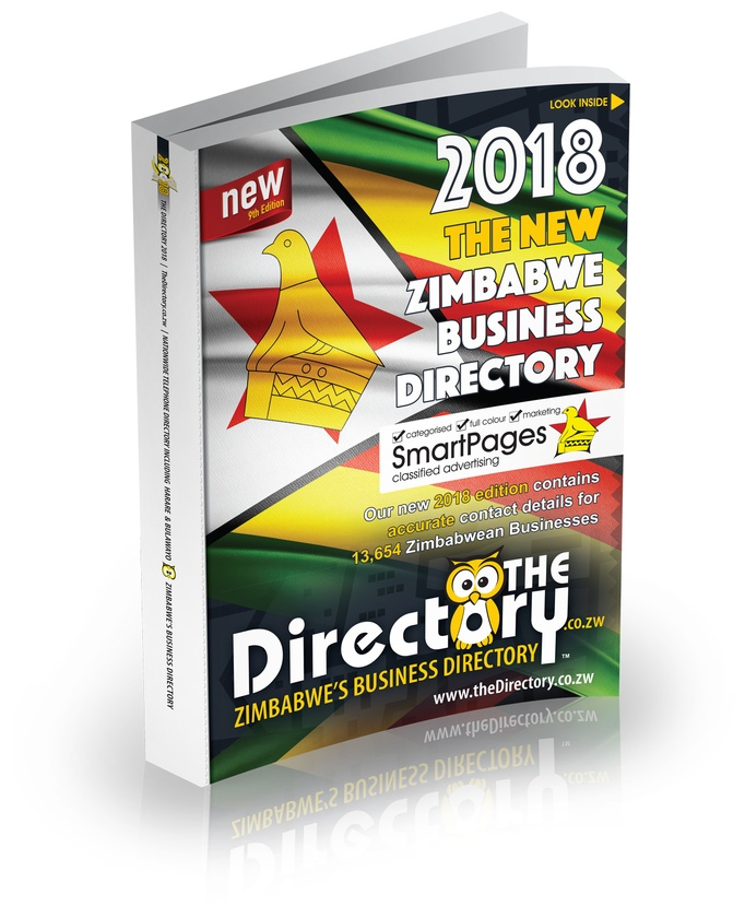 Zimbabwe's Business Telephone Directory: click to enlarge